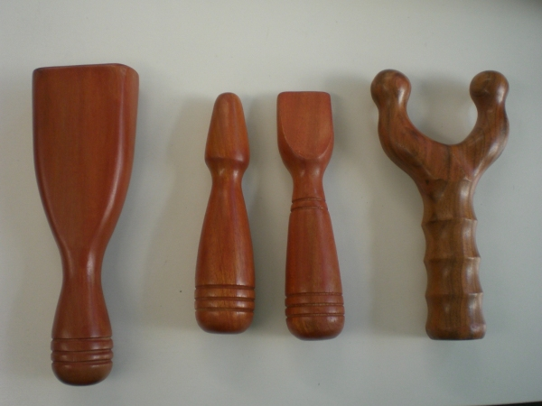 トークセンの木槌です
